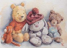 childhood friends