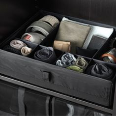 Go to clothes organizers