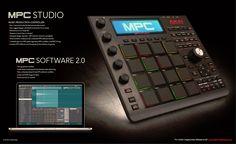 The New Akai MPC Studio