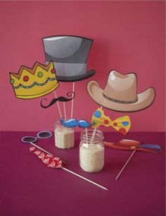 FREE printable props from Scholastic for setting up a fluency center in your classroom!!