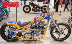 Long Beach Custom Harley-Davidson Motorcycle Show Mega Photo Gallery | Hot Bike