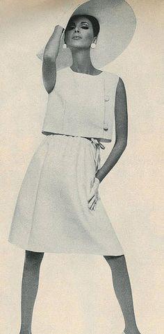 Wilhelmina, Vogue 1965