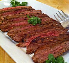 ... sur Pinterest | Marinades De Bavette, Bavette et Marinades Steak