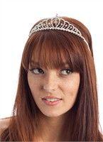 embellished cross tiara Prom Hair Accessories, Band, Fashion, Moda, Sash, La Mode, Bands, Fasion, Fashion Models