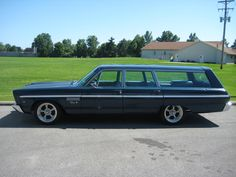 1965 Plymouth Fury III Wagon