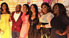 Welcome to Zeal live Blog: Celebrating Inspiring, Successful Journeys.: Dakore Akande, Funke Akindele, Timini Egbuson, Bol...