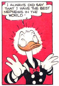 """The best nephews in the world 