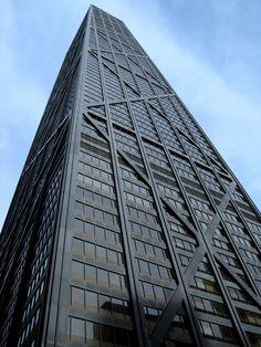 John Hancock Soars 94 Floors Chicago, IL