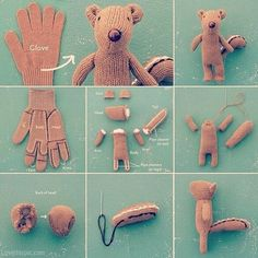 DIY animal doll diy doll diy crafts do it yourself diy art diy tips diy ideas animal doll easy diy