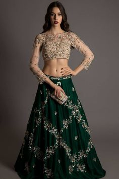 Buy beautiful Designer fully custom made bridal lehenga choli and party wear lehenga choli on Beautiful Latest Designs available in all comfortable price range.Buy Designer Collection Online : Call/ WhatsApp us on : Choli Designs, Lehenga Designs, Silver Bridesmaid Dresses, Bridal Dresses, Wedding Bridesmaids, Indian Wedding Outfits, Indian Outfits, Pakistani Dresses, Indian Dresses