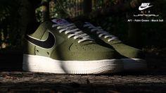 Nike Shoes Men s Air Force 1 07 LV8 Palm Green Black Sail - Landau Store -  Product Review - March 3 9cbd5526d