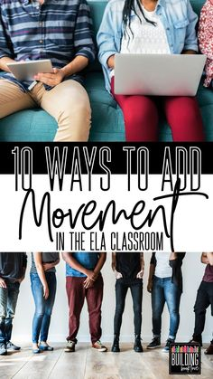 10 Ways to Add Movem