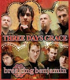 Three Days Grace & Breaking Benjamin