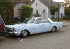 65 ford 4 door  | Curbside Fiction: 1966 Ford Galaxie 500 – All-Points Bulletin