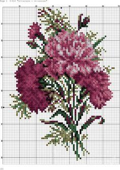 Gallery.ru / Фото #92 - вышивка цветы - semynova