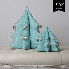 Free Pattern: The Stanley Tree!