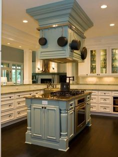 MY DREAM KITCHEN ISLAND.