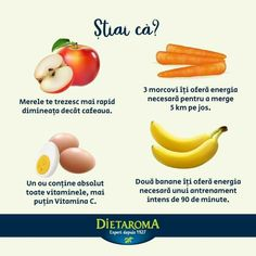 Health Fitness, Healthy Eating, Healthy Recipes, Meals, Fruit, Portal, Banana, Eating Healthy, Healthy Nutrition