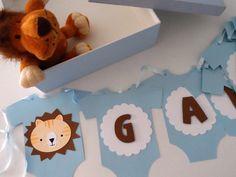 Kit Scrap festa chá de bebê