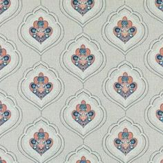 Duralee 21078-31 CORAL Fabric