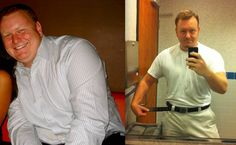 Marshall made it happen with three simple rules to weight loss.
