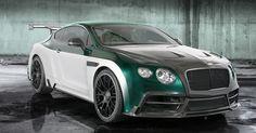 Bentley Continental GT Race The Mansory 2015 UHA Otomotiv A.Ş.