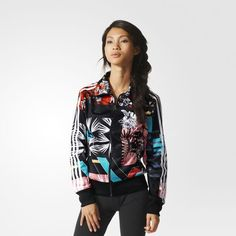 Firebird Track Jacket - Multicolor