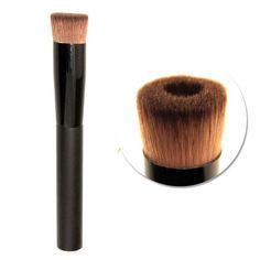 Fondation Brosse brochas maquillaje Cosmétique Outil Professinal Liquide Maquillage Brosses
