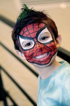 Festa Infantil Pintura facial Bethy Cruz