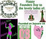 founders' day aka - Yahoo Image Search Results Alpha Kappa Alpha Founders, Kappa Alpha Psi Fraternity, Alpha Delta, Aka Founders, Happy Founders Day, Aka Sorority, Get Well Cards, Greek Life, Look In The Mirror