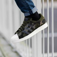 adidas Originals Superstar Weave Camo