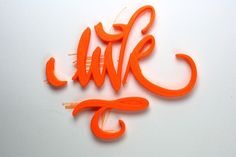 LIVE IN 3D by Irinel Papuc, via Behance