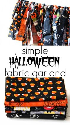 Popular And Fun Do It Yourself Crafts Halloween Facts, Easy Halloween, Halloween Themes, Halloween 2020, Family Halloween, Halloween Fabric Crafts, Cheap Halloween Decorations, Pumpkin Decorations, Halloween Sewing