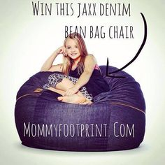 Powered By Mom Shares A Bean Bag Chair Guest Giveaway Ends 9 10 US