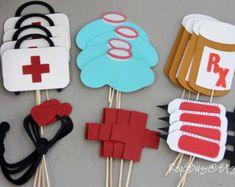 Nurse 10 Photo Props