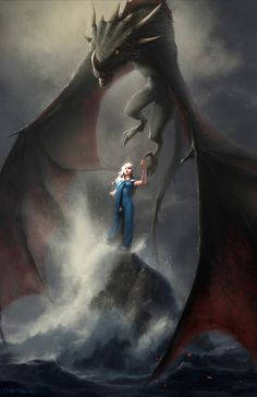 pixalry - 73 results for game of thrones Fantasy Dragon, Dragon Art, Dark Fantasy, Fantasy Art, Daenerys Targaryen Art, Khaleesi, Arte Game Of Thrones, Game Of Thones, T Art