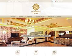 "Check out new work on my @Behance portfolio: ""Star Hotel Çaycuma"" http://be.net/gallery/49858465/Star-Hotel-Caycuma"