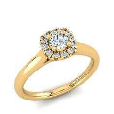 Verlovingsringen - Glamira Ring Savanna