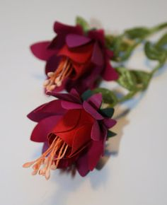 1045 best flower making using paper images on pinterest in 2018 the paper trail from one extreme mightylinksfo
