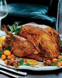 Citrus Marinated Turkey // More Great Turkey Recipes: http://www.foodandwine.com/slideshows/holiday-turkeys/ #foodandwine
