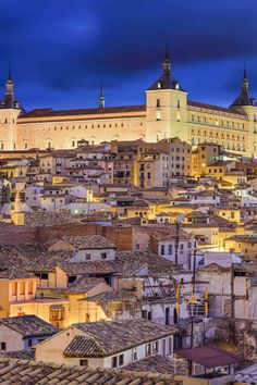 There are over 1000 UNESCO World Heritages Sites in the world and one of the most beautiful is the Historic City of Toledo in Spain #UNESCO #Spain #Toledo