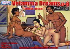 Velamma Dreams Episodes 1 to 14 Free Download