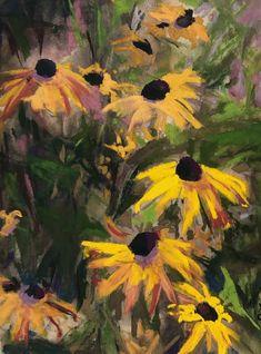 Abundant - Original Fine Art By Ginny Stocker