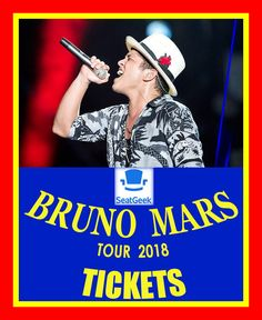 5cb25dd8437 BRUNO MARS - The easiest way to buy concert tickets (seller – SeatGeek).