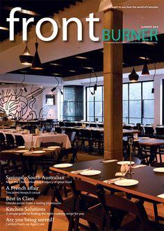 Senior Copywriter for Front Burner Magazine- Issue Summer 2013