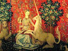 DESDE MI VENTANA: La Dama del Unicornio