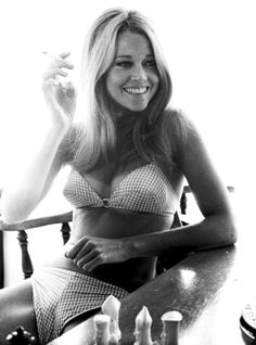 Jane Fonda amazingness.