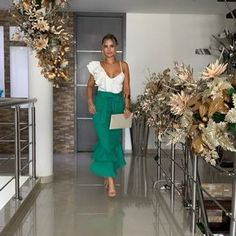 Night Outfits, Dress Outfits, Cool Outfits, Summer Outfits, Fashion Dresses, Mom Dress, Dance Dresses, Elegant Dresses, Style Guides