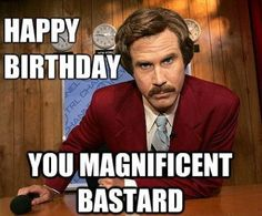 Funny Birthday Quotes #Day