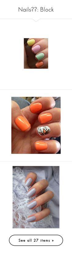 """""""Nails: Block"""" by moon-and-starss ❤ liked on Polyvore featuring nails, beauty products, nail care, nail treatments, beauty, nail polish, makeup, opi nail lacquer, opi nail polish and opi nail care"""